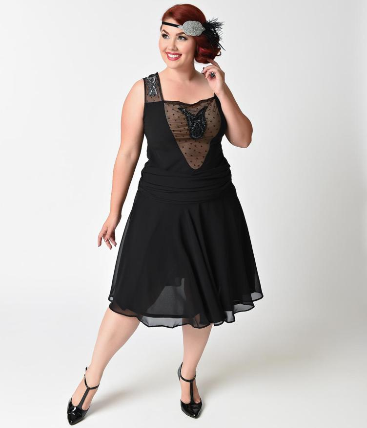 1920s Dress Plus Size: Something that will make your heart ...