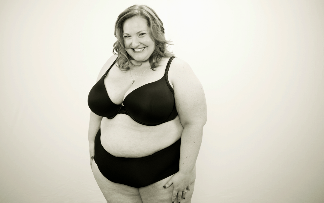 Baring It All for the 4th Trimester Bodies Project