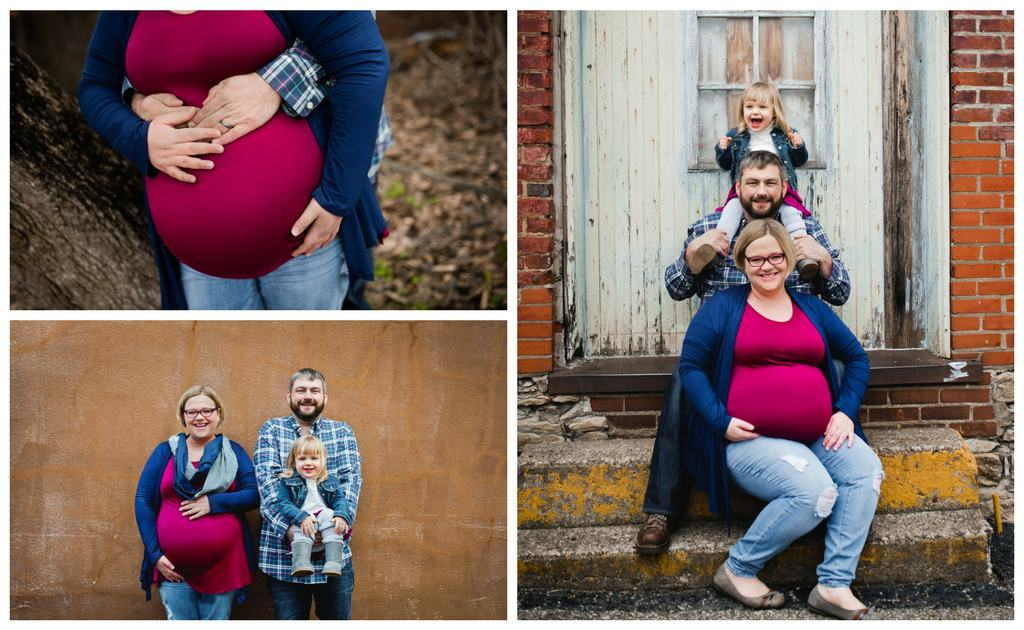 Plus Size Maternity Images