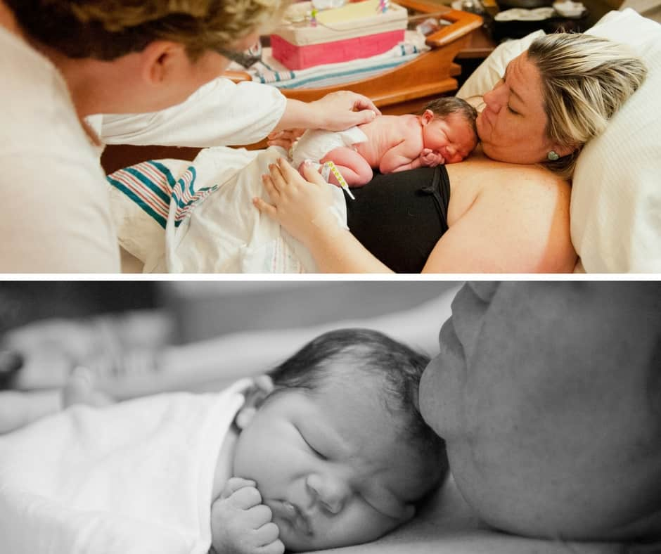 Plus Size Birth Photos