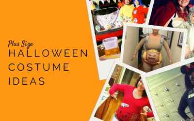 14 Plus Size Halloween Costume Ideas for Maternity or Motherhood