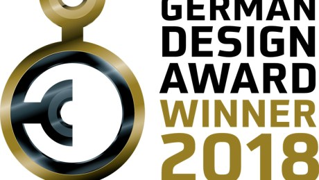 German Design Award 2018 Plustek ePhoto Z300