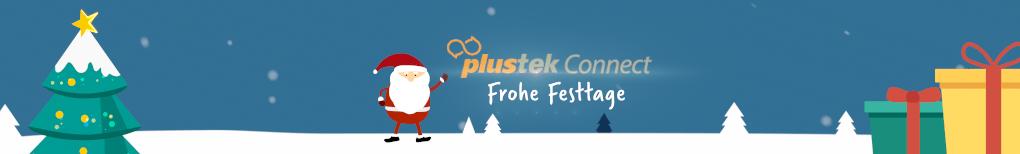 Plustek wünscht frohe Festtage und alles Gute für das neue Jahr!