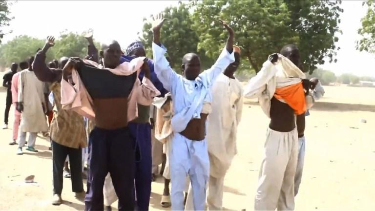 Cameroon: 187 ex-Boko Haram fighters surrender arms