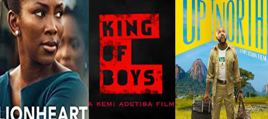 Hollywood exhibition: Three Nollywood films selected for showcase