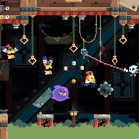 Flinthook Review: Here There Be Space Pirates