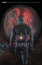 ETERNITY #1 (of 4) – Cover A by Jelena-Kevic Djurdjevic