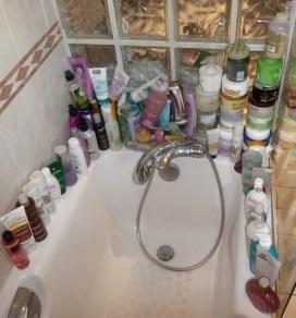 baignoire journaliste beauté produits