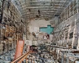 Burtinsky : carrière de pierre de taille en espagne