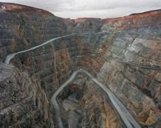extraction de minerai/métal
