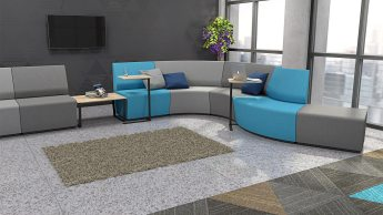 Lounges & Modular collection_Plus Workspace