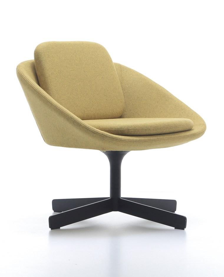 Squaro visitor chair