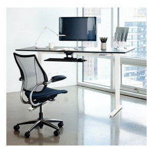 Float Desk Humanscale