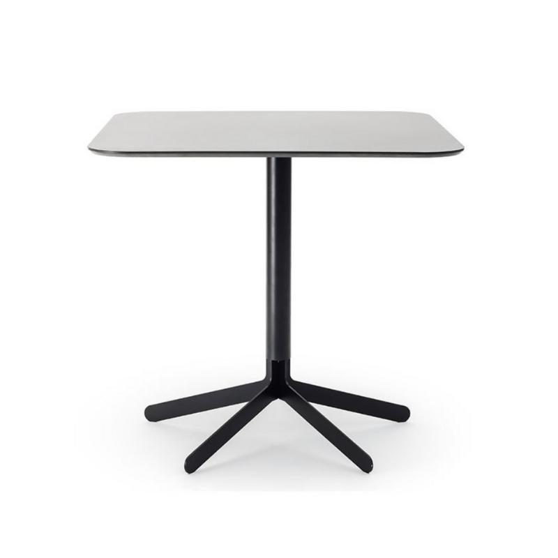 S17 Pedestal Base Table