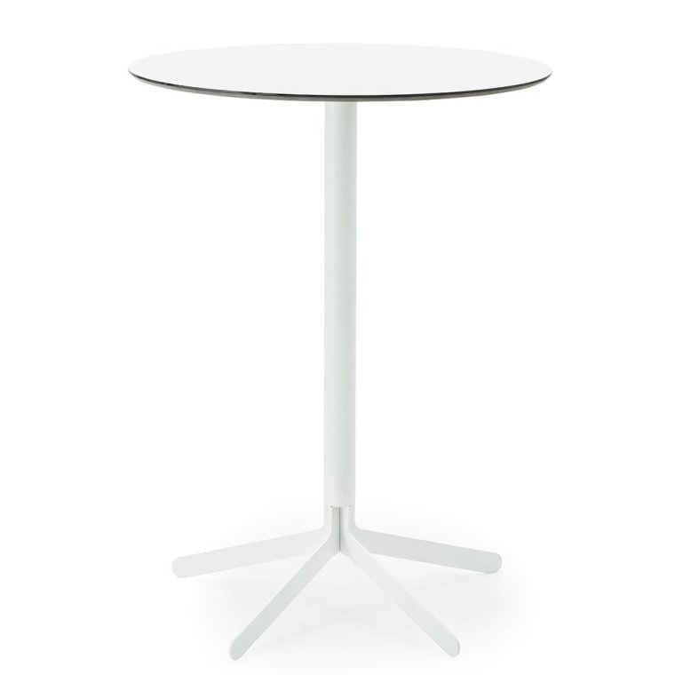 S17 Bar Table White
