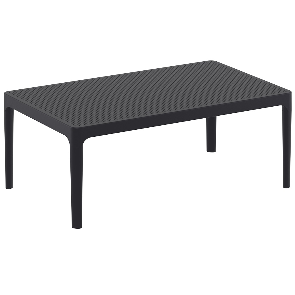 Ares Table Plus Workspace Black