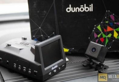 Обзор DUNOBIL ATOM DUO. Комбо-видеорегистратор с двухканальной съемкой