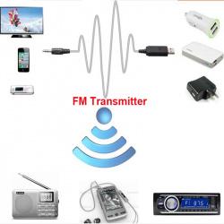 Модификация дешевенького FM transmitter и подлянка от Orico