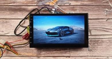"""Авто 2DIN-магнитола iMars на Android: сенсорный экран 7"""", GPS, Блютуз, Wi-Fi и камера заднего вида"""