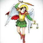 Archangel Michael Protection Spell