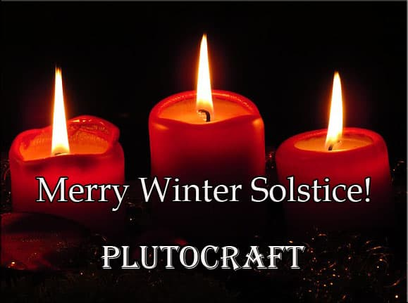 Merry Winter Solstice and Saturnalia!