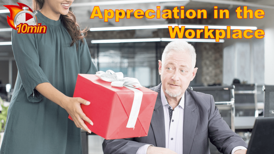 Appreciation in the Workplace - Pluto LMS Video Library