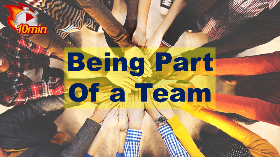 Being Part of a Team - Pluto LMS Video Library