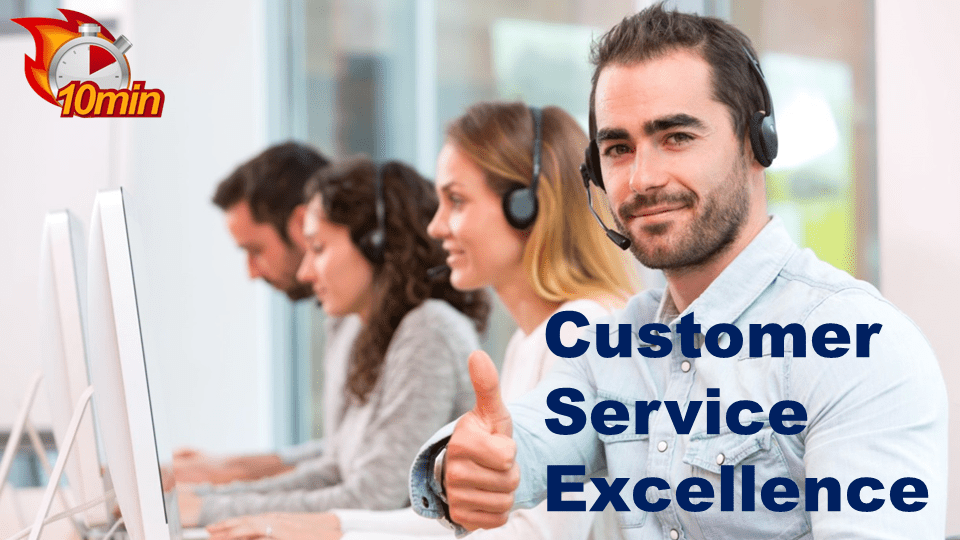 Customer Service Excellence - Pluto LMS Video Library