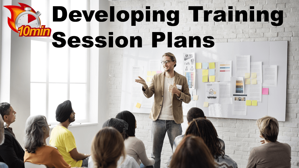 Developiing Training Session Plans - Pluto LMS Video Library