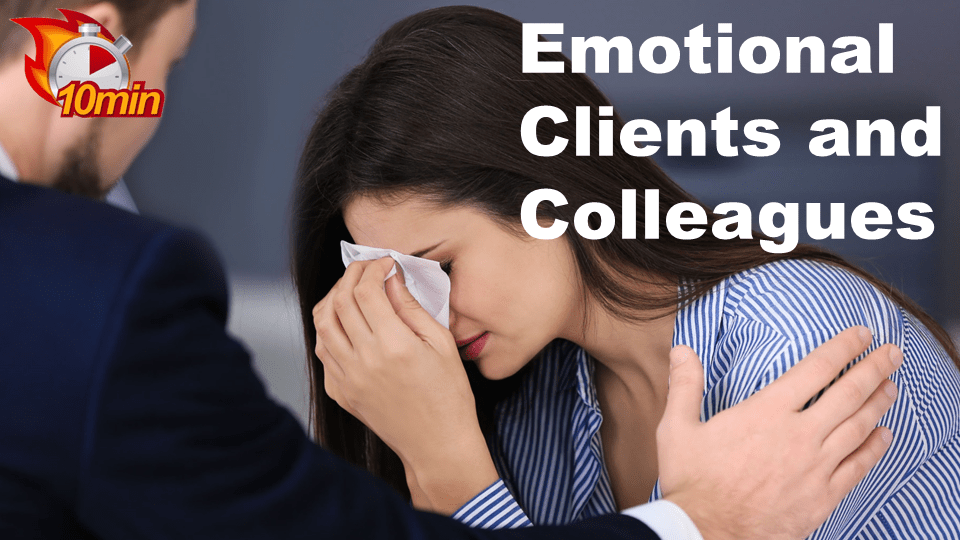 Emotional Clients and Colleagues - Pluto LMS Video Library