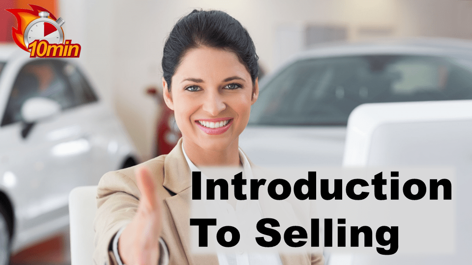 Introduction to Selling - Pluto LMS Video Library