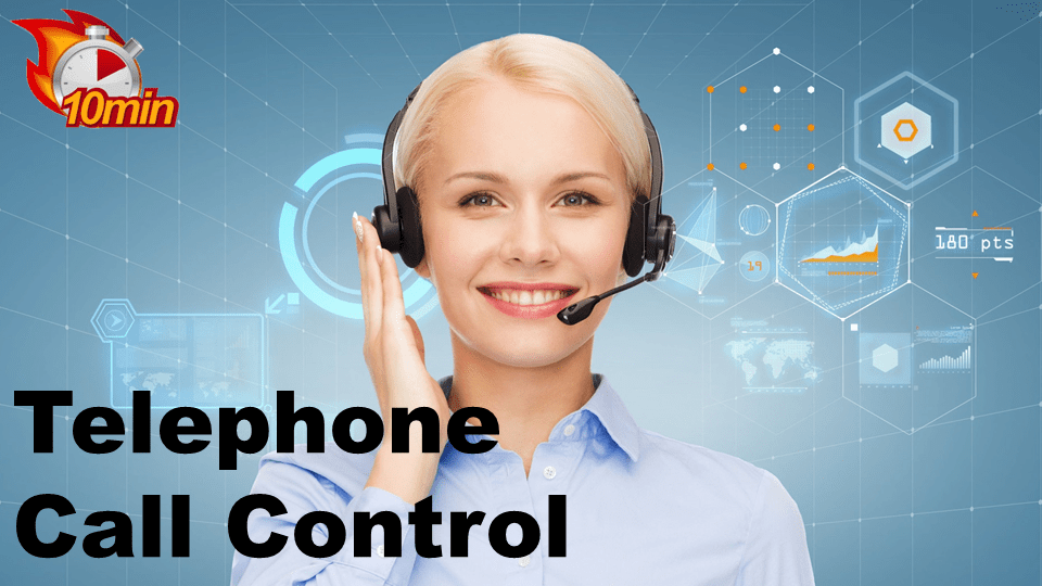 Telephone Call Control - Pluto LMS Video Library