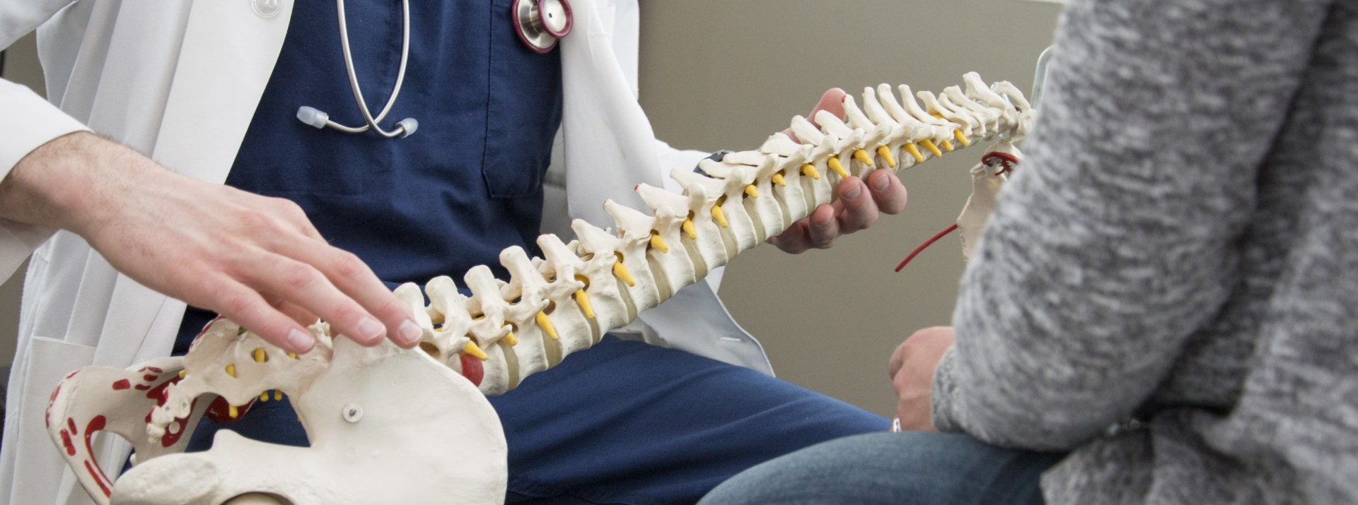 We are a unique chiropractic clinic