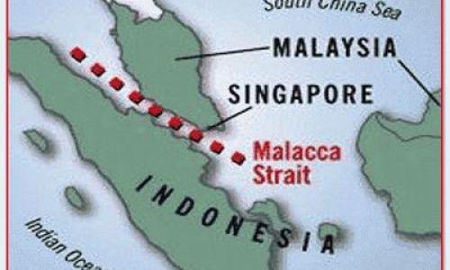 Уранг Медан и история его гибели в Малаккский пролив отделяет Малайский полуостров от острова Суматра.