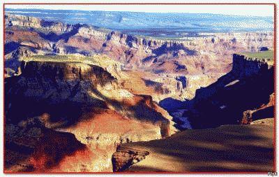 Скалы Аризоны скрывают тайны Земли