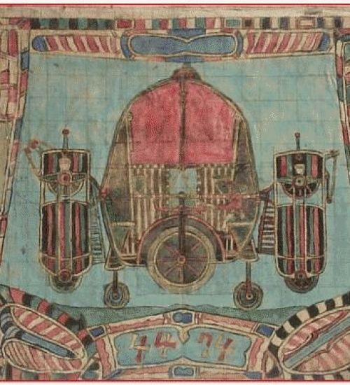 Картинки загадочных воздушных гондол