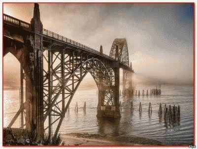 Мосты всегда считались местом мистическим