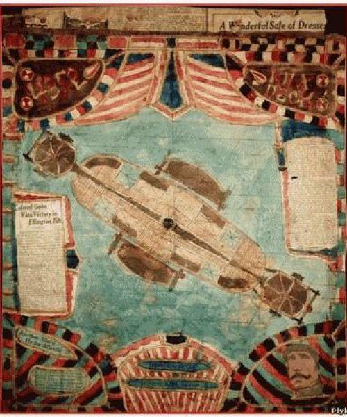 Картинки Деллшау и его странные летательные аппараты