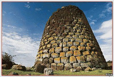 Культура прошлого в монументах нураги