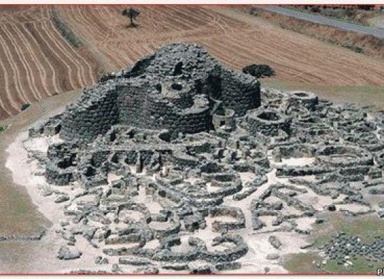 Сардиния памятники культуры прошлого нураги