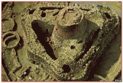 Башни нураги памятники истории и культуры прошлого