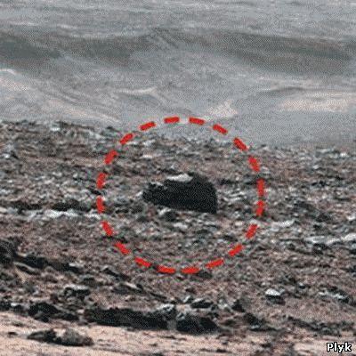 снимок с Марса