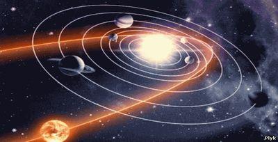 Траектория планеты Нибиру