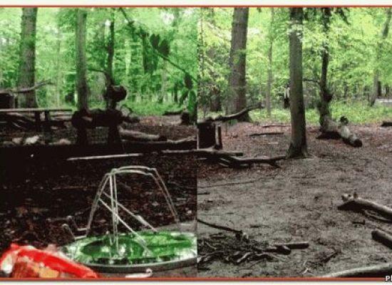 Ведьму из Блэр повстречали девушки в лесу, о чем рассказали журналистам, показав фотографии