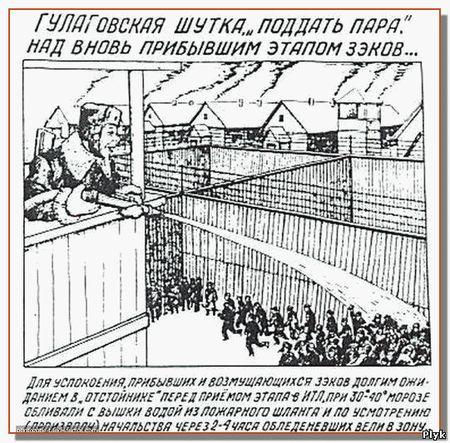Заключенные ГУЛага и их родные