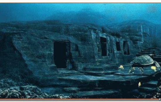 Подводные пирамиды острова Йонагуни еще один артефакт запретнойархеологии
