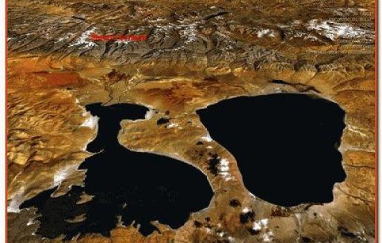 Одно из таких мест - гора Кайлас. Она расположена в удалённыхобластях Тибета.
