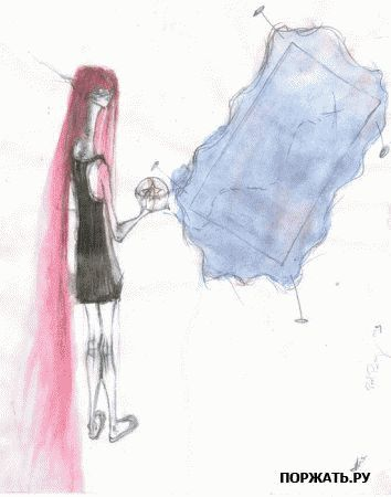 Рисунки людей с психическими отклонениями89