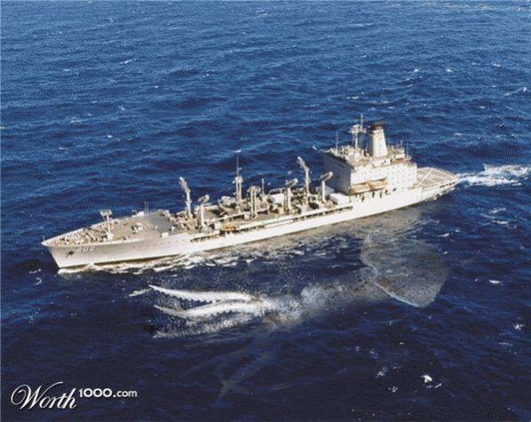 Морское чудовище кракен 2