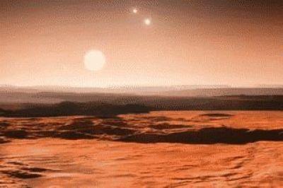 Зона жизни Марс